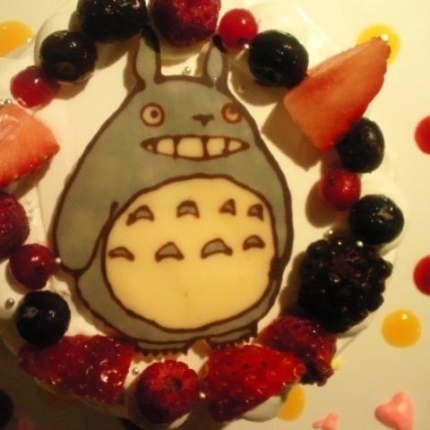 トトロのケーキサムネイル