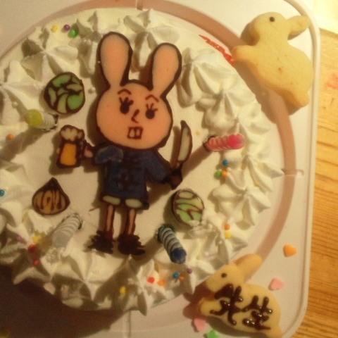 うさぎさんケーキサムネイル