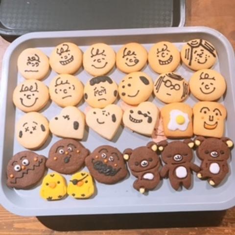 クッキー作りましたよ~サムネイル