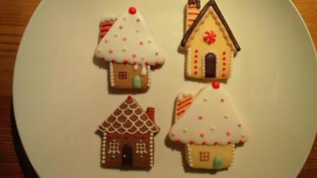 お菓子のお家セット