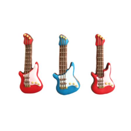 エレキギターのセット