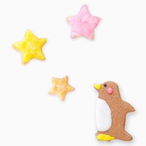 「星見るペンギン」