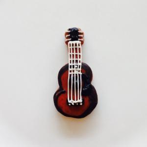アコースティックギター*こげ茶