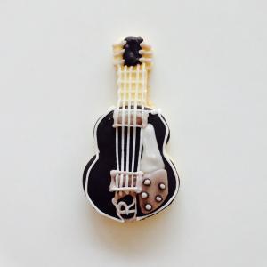 アコースティックギター*黒