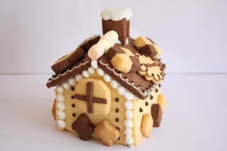 スタンダードなお菓子の家☆