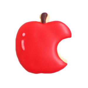 かじったりんご